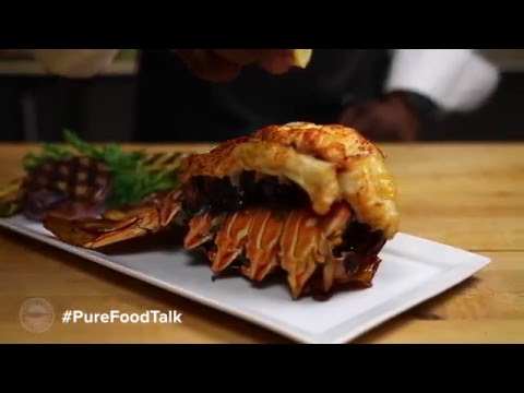 How To Simply Prepare a Jumbo Lobster Tail Like A Chef