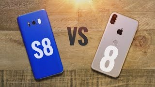 iPhone 8 vs Galaxy S8 - Are the Leaks Worth Waiting for?