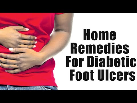 Home Remedies For Diabetic Foot Ulcers | Boldsky