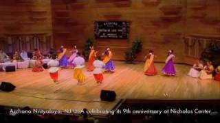 Rhythm Of Life - 2009 Highlights (teentaal Kavit)
