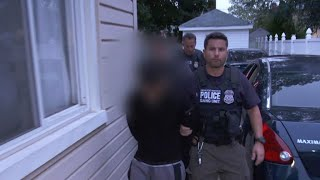 How ICE is cracking down on MS-13