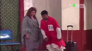 Goshi 2 and Zamurd Khan New Pakistani Stage Drama Full Comedy Clip