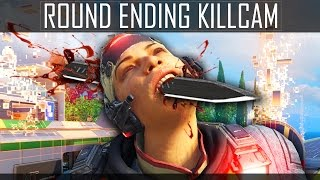 Black Ops 3 Funny Killcams! - Impossible Ballistic Headshot, Ninja Defuse Fails, Crossmaps!