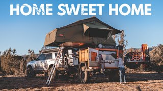 Family camping in Lincoln National Forest - New Mexico | Lifestyle Overland S2E24