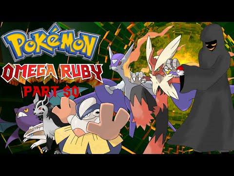 Pokemon Omega Ruby Gameplay Part 50 - The Master's Balls