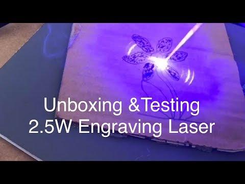 Powerful Engraving Laser Setup Guide