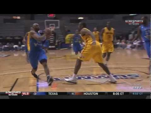 NBA D-League: Texas Legends @ Fort Wayne Mad Ants, 2013-3-31