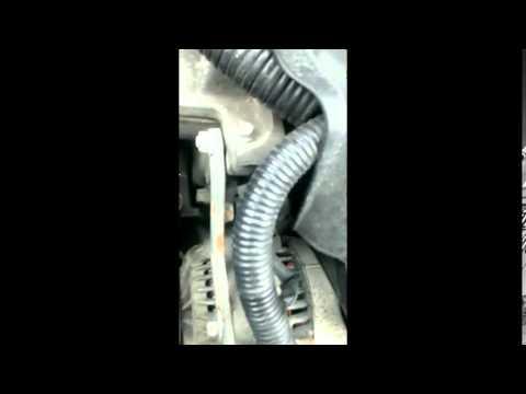 Toyota Yaris Serpentine Belt Tension Problem