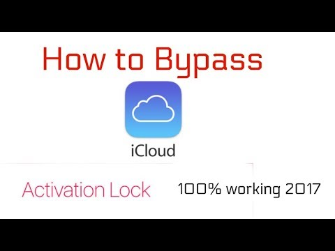 How to Bypass Icloud activation lock on IPAD/IPHONE 100% WORKING 2017