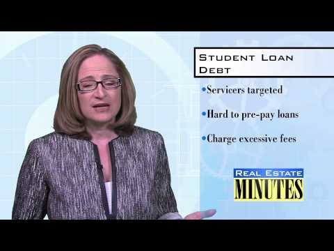 Student Loan Debt and Buying a House