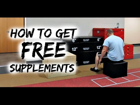 HOW TO GET FREE SUPPLEMENTS! - My West Side Story - W11D4