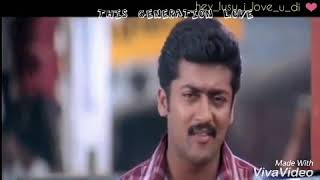 30 second video this generation love dialogue   |SURYA| | NAYANTHARA|