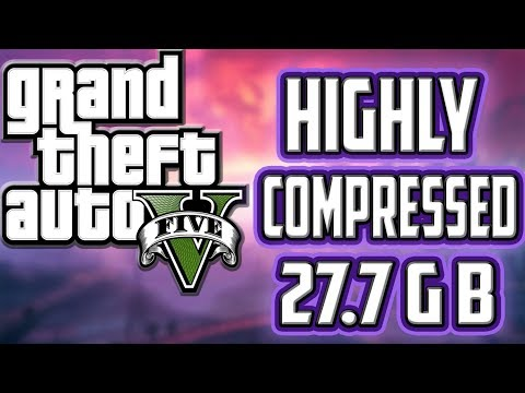 How to Download And Install GTA V HIGHLY COMPRESSED