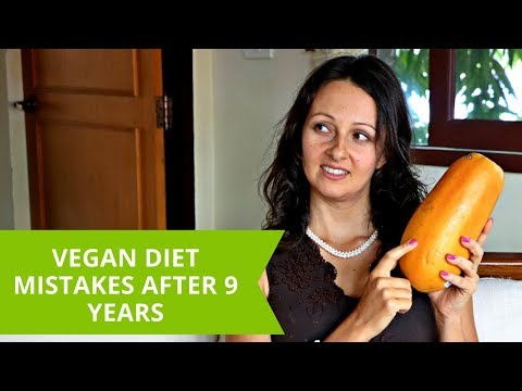 My BIG Vegan Diet Mistakes And Lessons After 9 Years On Plant And Raw Foods