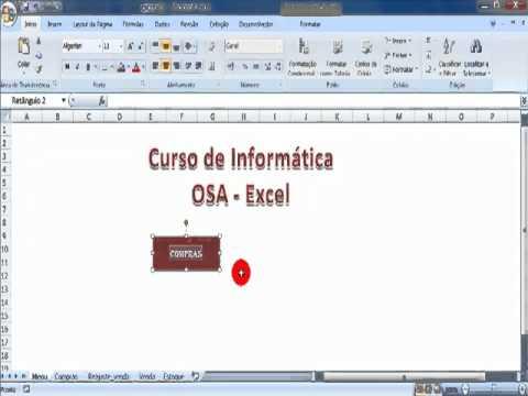 Criando macros simples no Excel 2007!