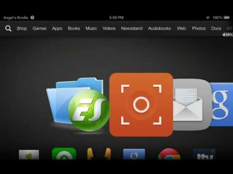 How to enable GPS/mock location on Kindle fire HDX running 13.3.2.3.2
