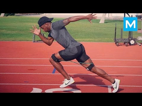 FASTEST Rugby Player - Carlin Isles | Muscle Madness