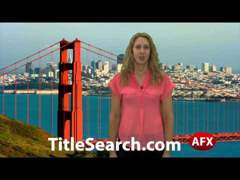 Property title records in Riverside County California | AFX
