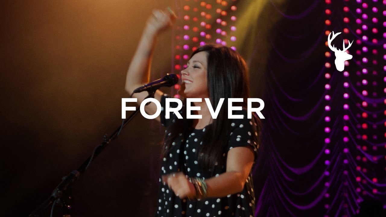 Forever (Live) - Kari Jobe | You Make Me Brave