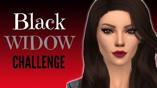 Download Black Widow Challenge: Sims 4 | Part 2 | Fourth Base! Video