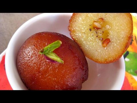 Gulab Jamun recipe | Mawa gulab jamun