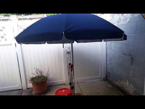 Quick Portable Umbrella Stand