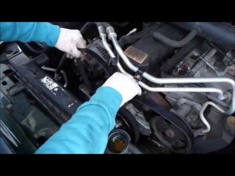 How To Change a Belt in a Jeep Wrangler