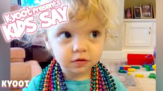 Kids Say The Darndest Things 91   Funny Videos   Cute Funny Moments