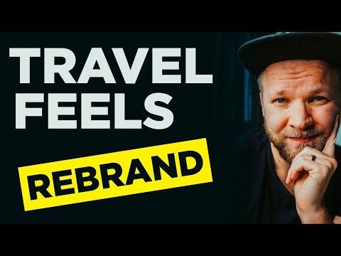 YouTuber REBRAND! Travel Feels | Matti Haapoja