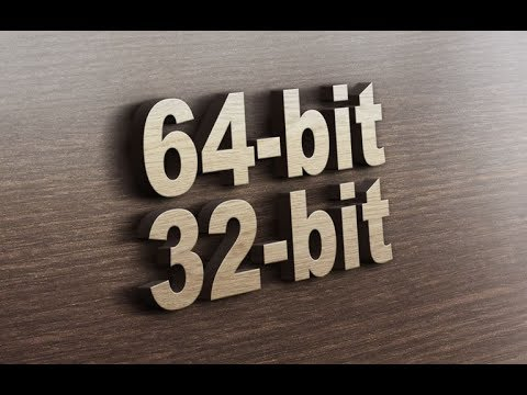 How to identify Windows operating system 64 bit or 32 bit?