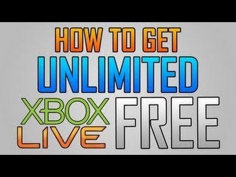 How To Get Unlimited Xbox Live Gold FREE *Easy Voice Tutorial*