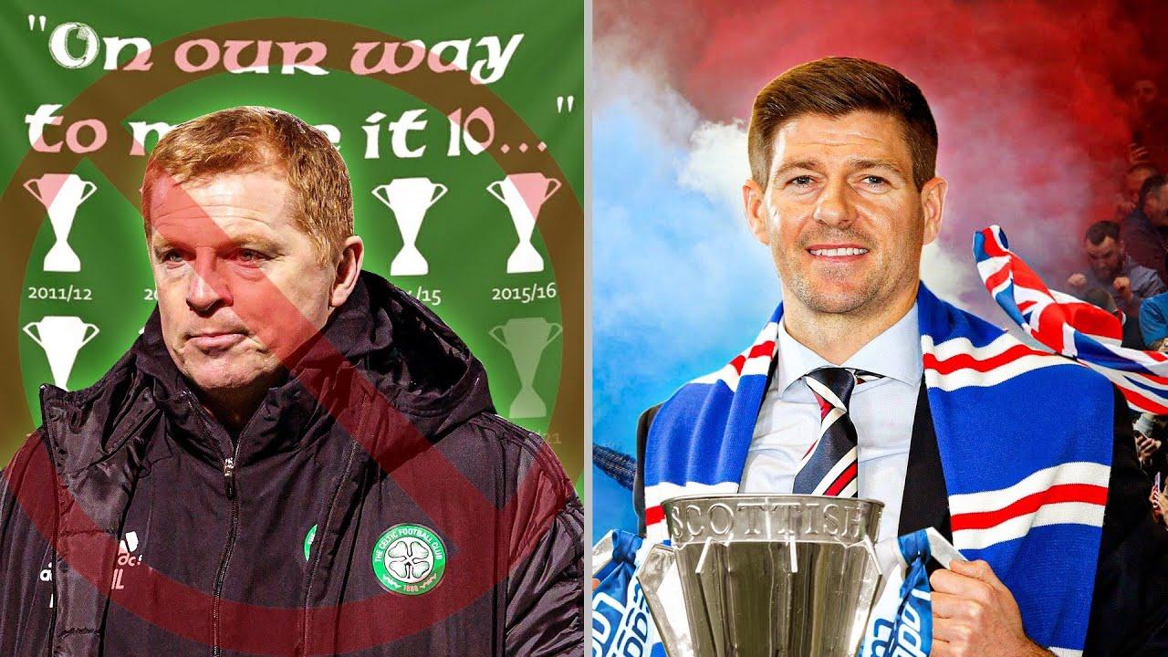 How Steven Gerrard DESTROYED Celtic! | Explained