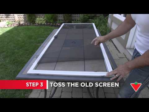 How to Repair a Screen Door (8 Steps)