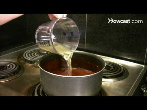 How to Make Great Barbecue Sauce