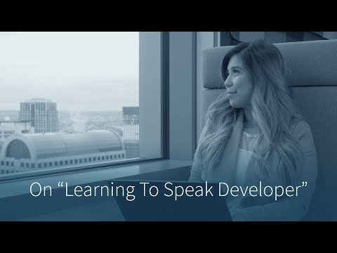 Learn with LinkedIn Learning: How Jessica Learned to Speak Developer
