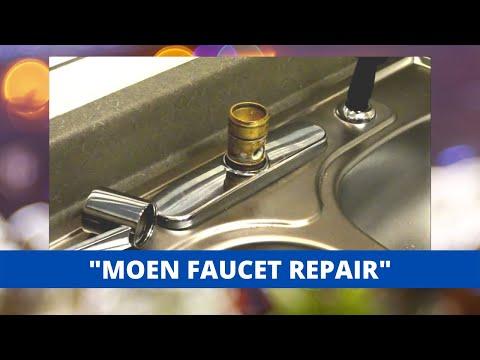 Moen Style Kitchen Faucet Repair