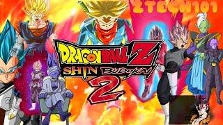 Dragon ball z shin budokai 2 fusion mod download | SUPER DBZ