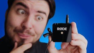 The Best Wireless Mic under $200? Røde WirelessGO
