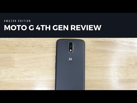 Moto G 4th Gen. Amazon Edition Review: I'd Use It Over Some Flagships