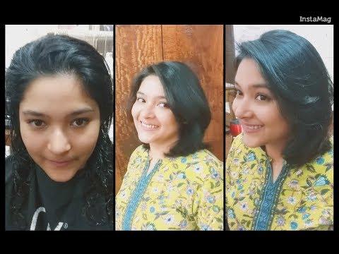 Spring 2018 short Haircut ideas - Long to short Haircut - Tutorial in Hindi by Shyama's Makeover