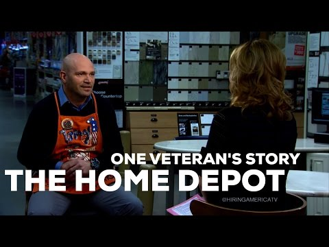 A Veteran's Story: The Home Depot
