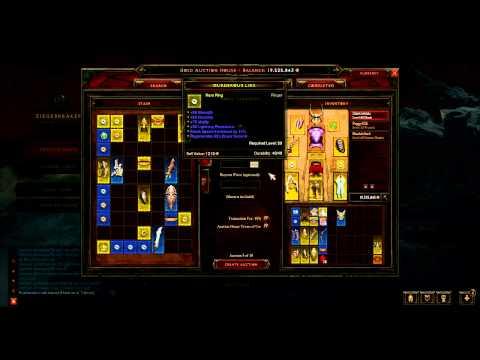 Diablo 3 - My Auction House Strategy
