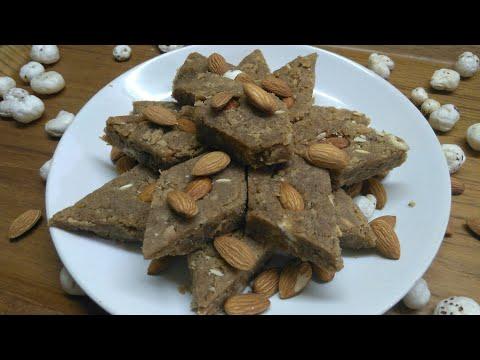Aate ki Barfi Recipe| Janmastami Special |Aate ki panjiri Recipe |