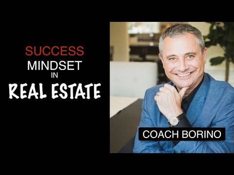 Borino Real Estate Coaching: SUCCESS MINDSET AND GOALS