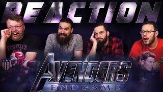 Download Marvel Studios' Avengers: Endgame - Official Trailer REACTION!! Video