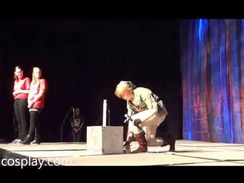 Godly Team Cosplay Presents The Legend of Zelda: The Master Sword