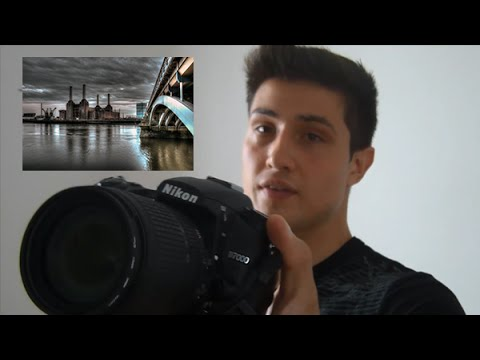 How to use a DSLR Camera - Manual Modes, Aperture, Shutter Speed, ISO and Depth Of Field