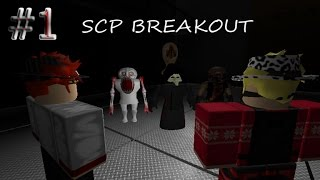 SCP Breakout {Survival} [ALPHA] (TURN VOLUME DOWN AT 1:43