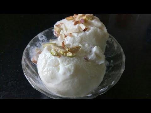 Ice Cream with Condensed Milk    Ice Cream Recipe in Hindi    Homemade Ice Cream    Summer Special  