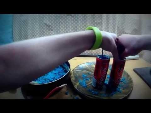 Smoke Grenade DIY with Coke Russian Hacker Version (english subtitles)